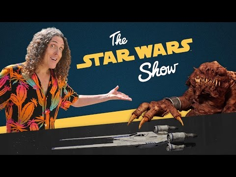 """""""Weird Al"""" Yankovic Interview, New Rogue One Vehicle Revealed, and More 