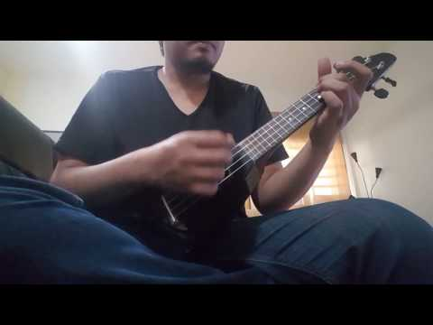 Wany Hasrita - Menahan Rindu (ukulele cover)
