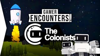 The Colonists ► Combat & Military City-building Gameplay - [Gamer Encounters]