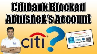 Why Citibank Forcing Me To Tell Them My Aadhaar Card, Is it illegal