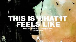 Armin van Buuren feat. Trevor Guthrie - This Is What It Feels Like (Koelle Remix)