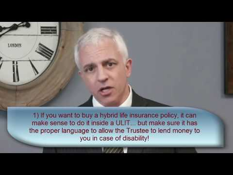Life Insurance Trusts  Using a hybrid policy with Ken Himmler