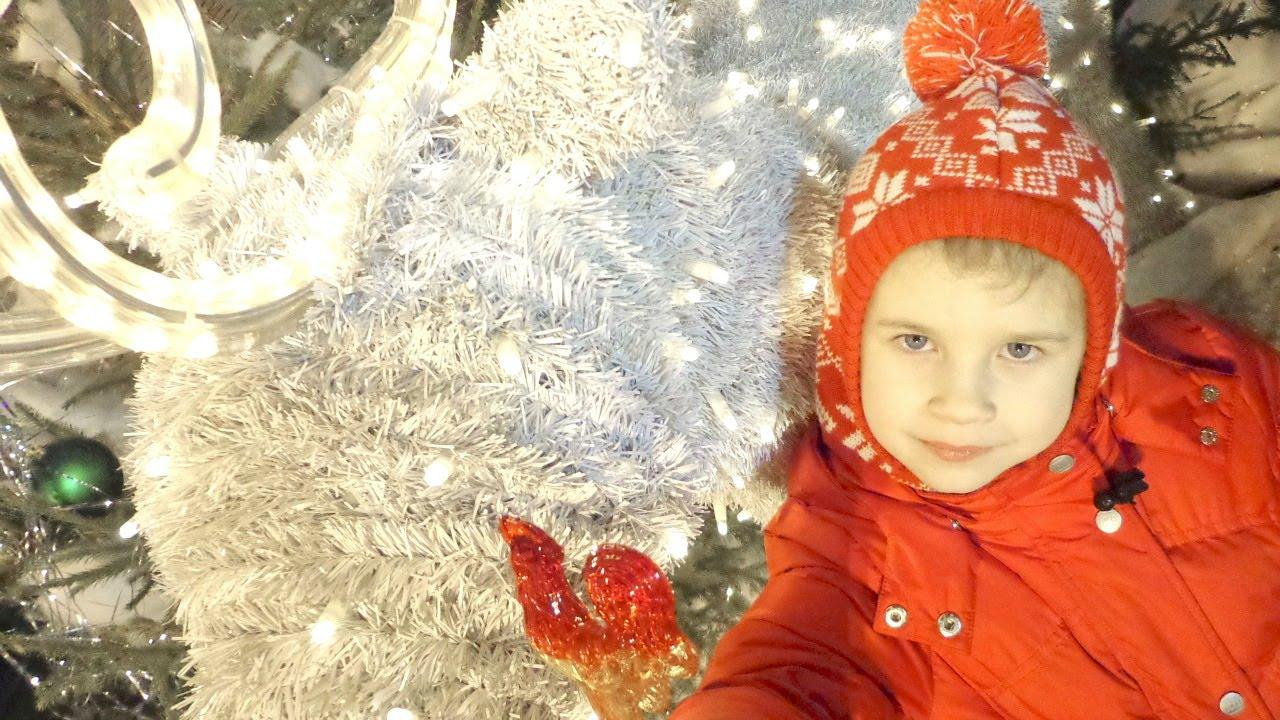 Новый год на Красной площади. Главная елка и Карусель ...