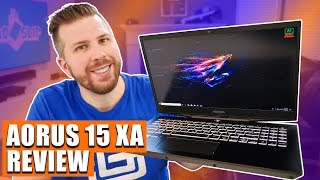 Aorus 15 Review - A $2199 MONSTER for Competitive Gamers!