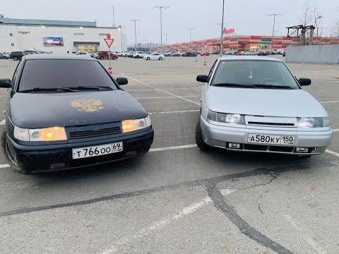 Сравнение ВАЗ 2110 VS Богдан
