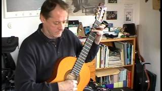 Scorpions- WIND OF CHANGE- classical guitar