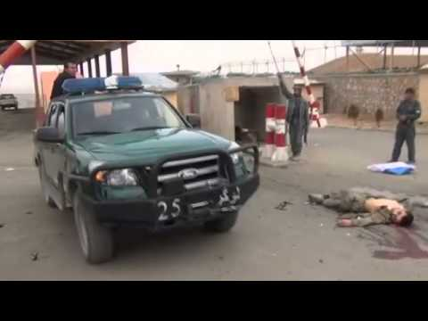 Afghan Taliban kill 22 officers in attack on provincial police HQ