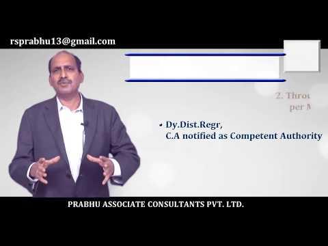 Deemed Conveyance, CA Ramesh S. Prabhu