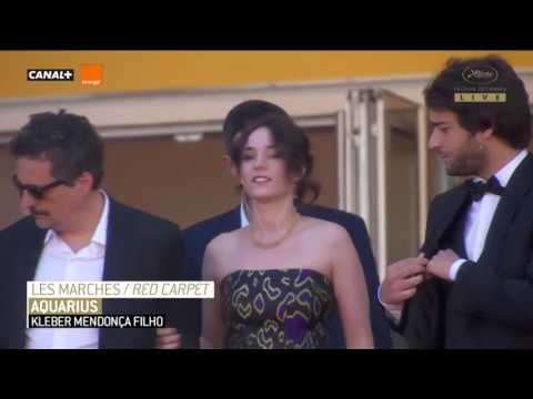 Brazilian movie team stages protest at Cannes Festival