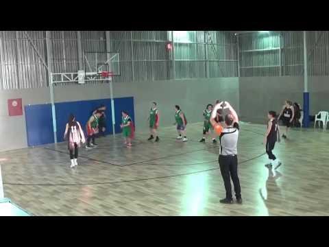Women's League PHOENIX SUN - MEXICO DREAM 53-52