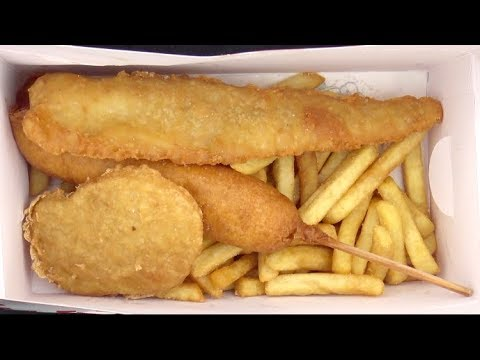 Thai Kiwi Fish And Chips?          No.1 Box Deal