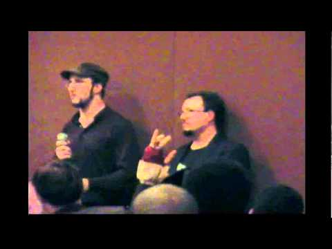 ASTL 2011 Big Lipped Alligator/ Q & A Panel (Part 4)