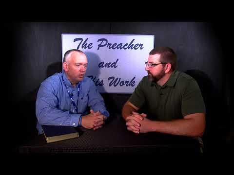 Preacher and His Work - PTP Edition - Neal Pollard