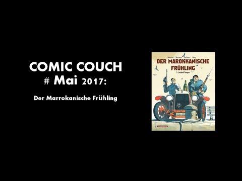 Comic Couch # Der Marokkanische Frühling