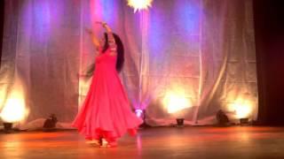 Ravel's Bolero - Devi Dhyani Sacred Dancing