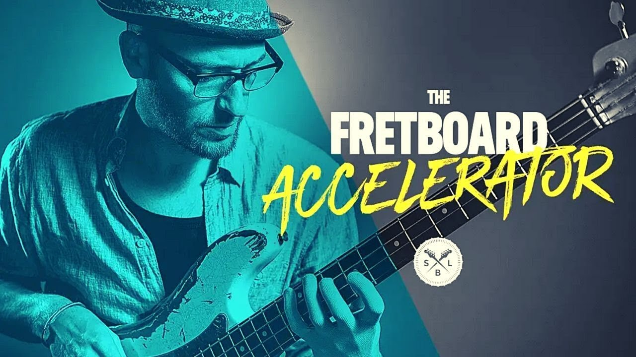 Learn your fretboard using 4 simple patterns (FBA - Enrollment Closing)