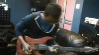 The Kamjats - 1999 menangis gigi cover, live jam session