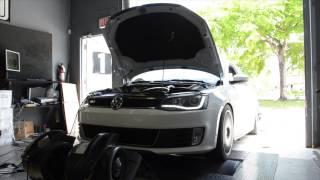 VW Jetta GLI MKVI 560 Wheel Horsepower Dyno 2.0T TSI - USP Motorsports