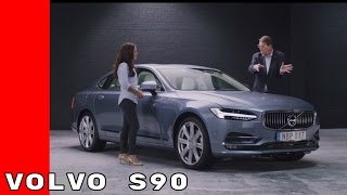 2017 Volvo S90 Sedan Features, Options, and Review
