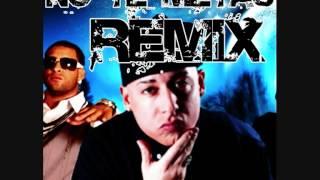 Cosculluela Ft. Julio Voltio - No Te Metas Remix