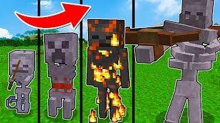 Minecraft ITA - La FAMIGLIA degli SCHELETRI!