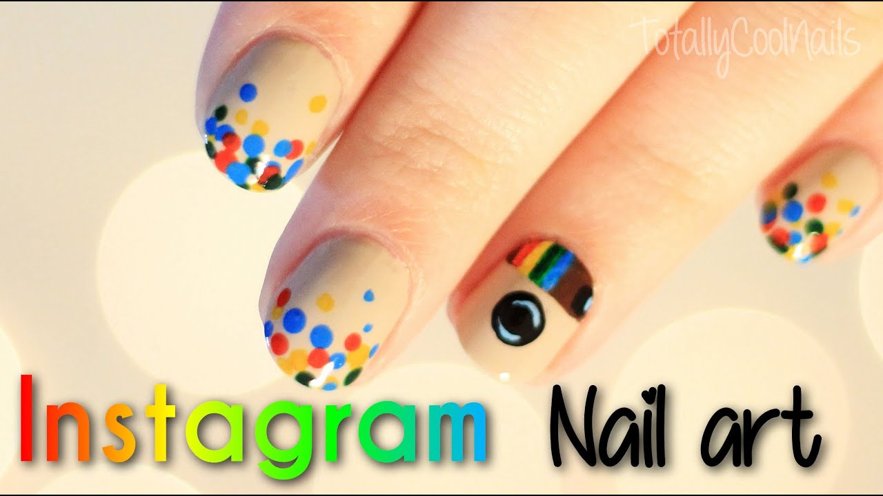 Instagram nail art totallycoolnails youtube prinsesfo Gallery