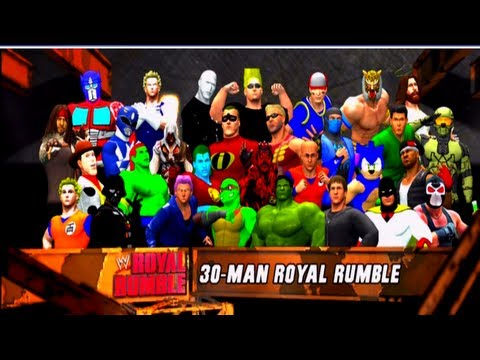 M4G Nation 30 Man Royal Rumble [9-2-12]