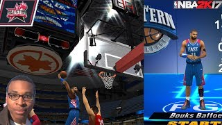 NBA 2K17 IOS/ANDROID My Career- Supa Hot POSTER! All Star Game!