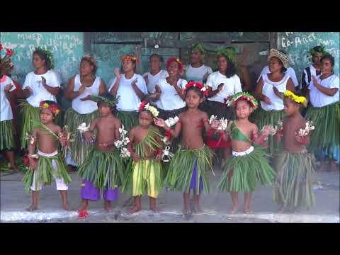 kiribati : îles en péril - 2017