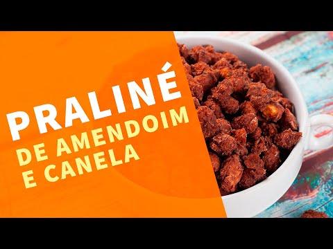 Como fazer Amendoim Praliné - Super fácil e gostoso