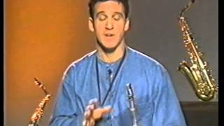 Saxophone Eric Marienthal Tricks of The Trade