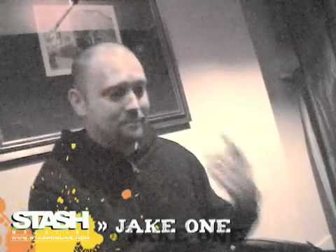 Interview with Jake One - Working with Freeway, future projects, Bay Area's heavy influence
