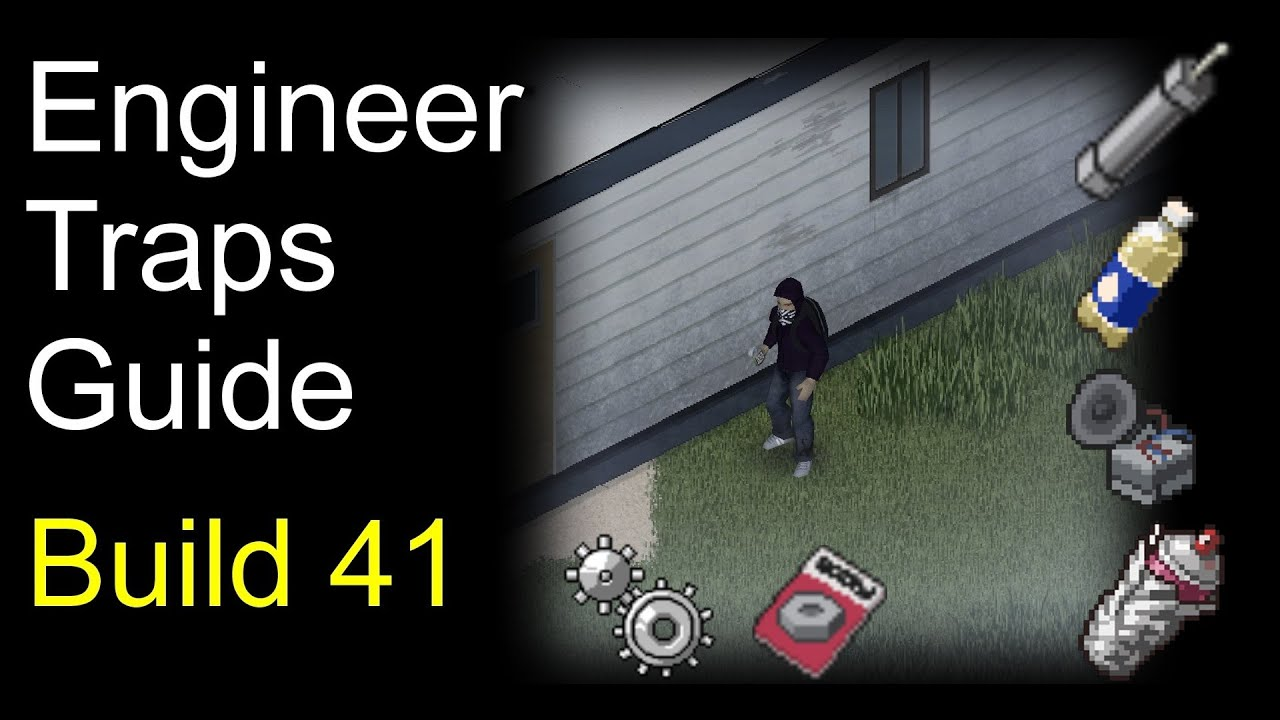 Project Zomboid Electronics Guide Build 20   YouTube