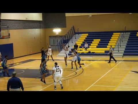 Wake Tech Women's Basketball: Wake Tech vs. Brunswick Community College (12/4/18)