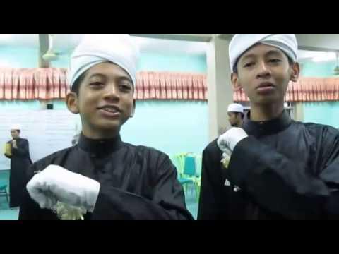 Nasyid Tasrif ...maahad tahfiz pulau condong