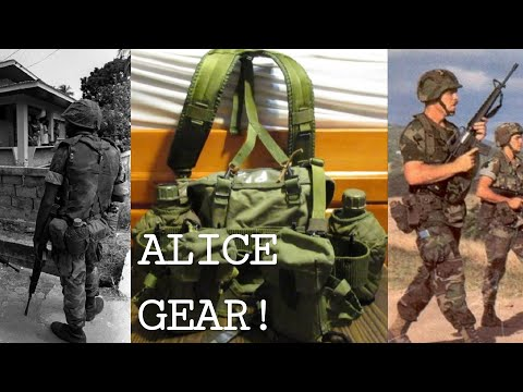 ALICE GEAR SET UP!!!