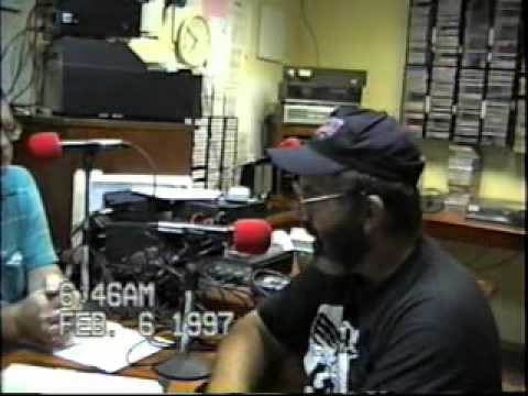 1997 Belize City radio interview on LOVE FM - Baha'i