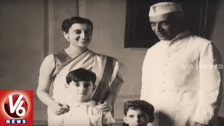 Special Story On Indira Gandhi Life & Political Career | 100th Birth Anniversary | V6 News