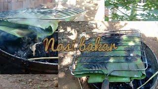 Wajib coba !!! Tutorial masak nasi bakar DIY