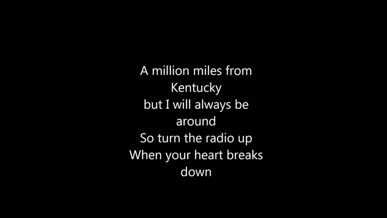 Black Stone Cherry - The Rambler (lyrics)