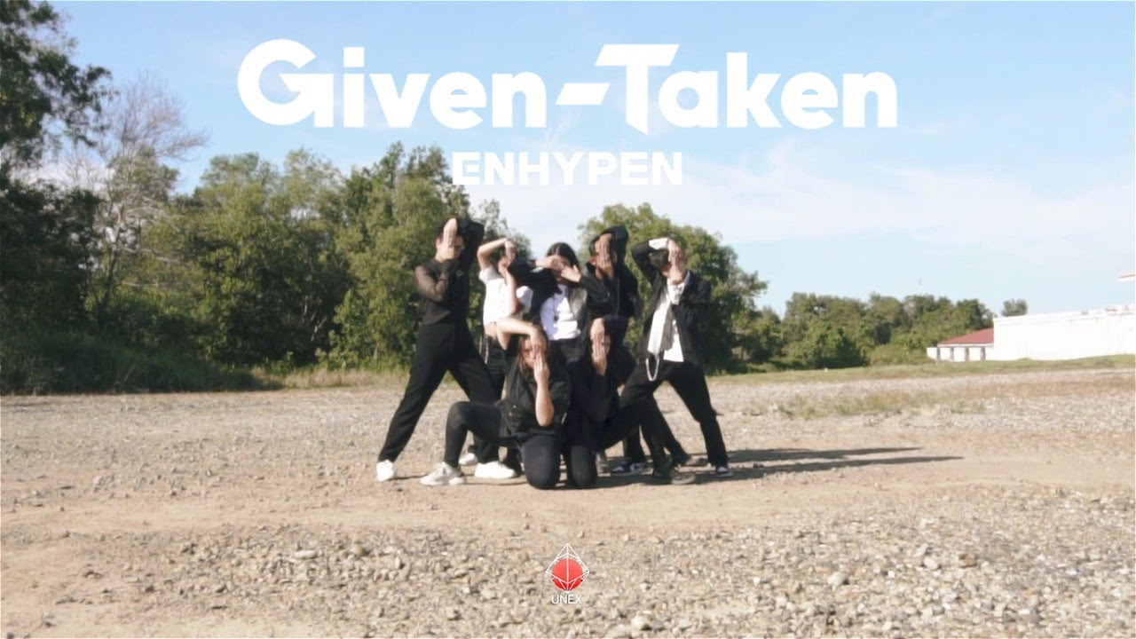 Download ENHYPEN - 'Given-Taken'   UNEX DANCE COVER from Brunei