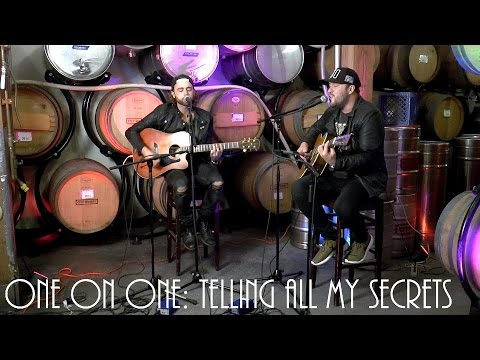 ONE ON ONE: Mitchell Tenpenny - Telling All My Secrets April 19th, 2017 City Winery New York