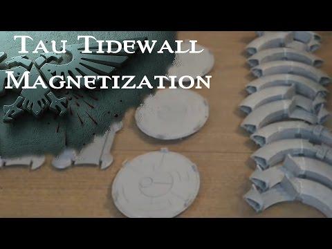 Tau Tidewall Rampart - Magnetization