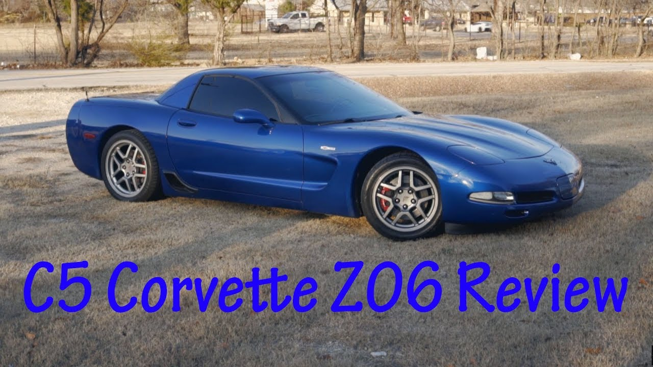 My Cammed 2003 C5 Corvette Z06 Review