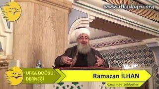 Ramazan İLHAN Hocaefendi'nin Mahmut Efendi Hazretleri İle Bir Anısı