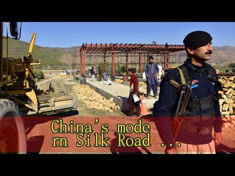 China's modern Silk Road hits political and financial hurdles