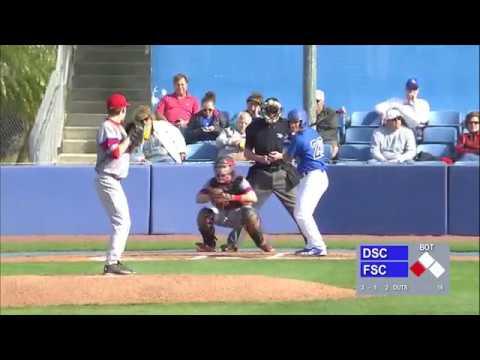 DSC Men's Baseball vs. Florida Southern College - 2/5, 3 p.m.