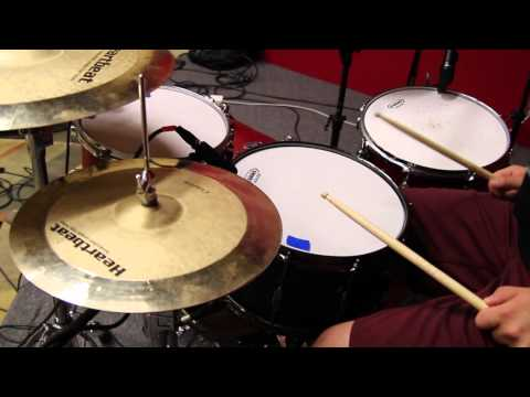 Dance / Planetshakers / Drum Cover