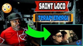 SAINT LOCO - Terapi Energi - Producer Reaction