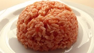 Turkish Tomato Rice Recipe - How To Make Tomato Pilaf